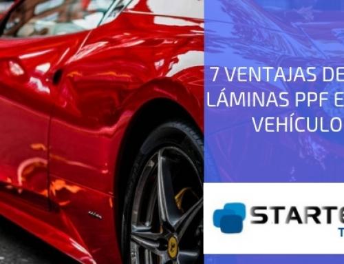 7 ventajas de las láminas PPF de SunTek en tu vehículo